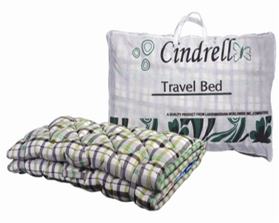 Cindrell Travel Bed