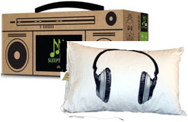 Sleep Tune Pillow